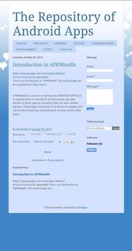 APKWealth screenshot 1