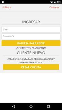 Tatú Empanadas screenshot 3