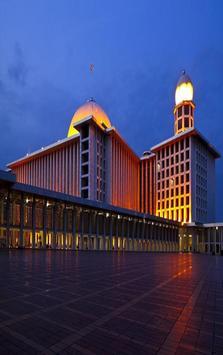 Masjid Mosque Wallpaper screenshot 3