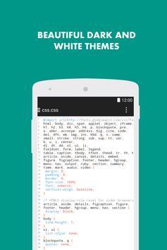 Turbo Editor imagem de tela 3