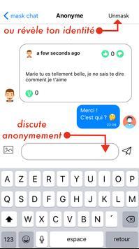 MaskUp - Ton lycée sans filtre screenshot 3