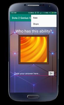 Dota 2 Genius Quiz screenshot 2