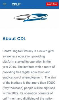 CDLIT screenshot 1