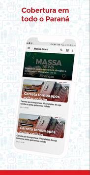 Massa News screenshot 1