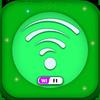휴대용 WiFi 핫스팟 - 테 더링 아이콘