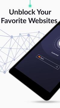 Unblock Websites — VPN Proxy App screenshot 4