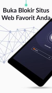 Bebaskan Situs Web - Buka Blokir Proxy App screenshot 4