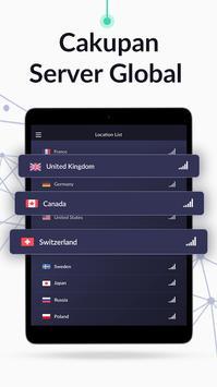 Bebaskan Situs Web - Buka Blokir Proxy App screenshot 6