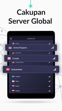 Bebaskan Situs Web - Buka Blokir Proxy App screenshot 10