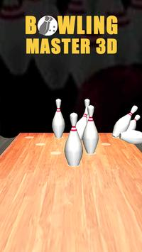 Bowling Master 3D poster
