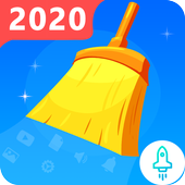 Master Cleaner Booster Max Android icon