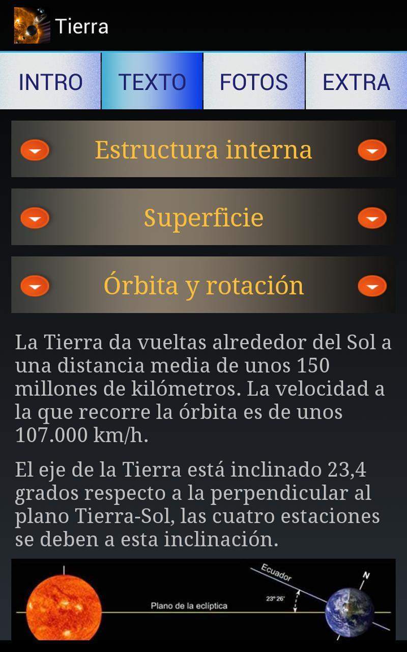 El Sistema Solar For Android Apk Download