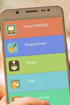Tarikh PERKESO 2019 screenshot 1