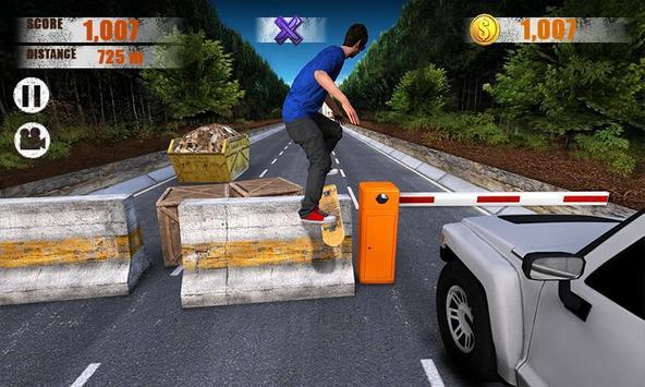 4 Schermata Street Skater 3D