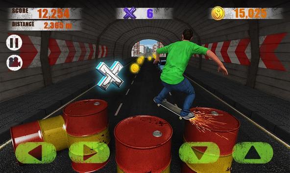 2 Schermata Street Skater 3D