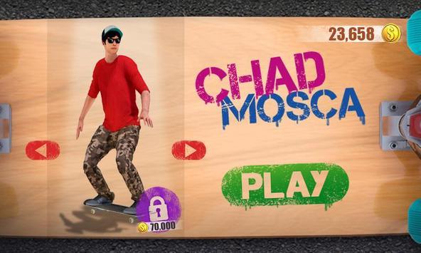 3 Schermata Street Skater 3D