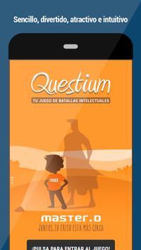 QUESTIUM poster