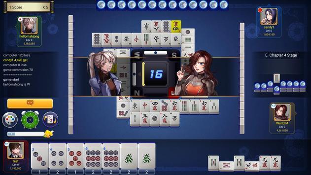 World Mahjong screenshot 10