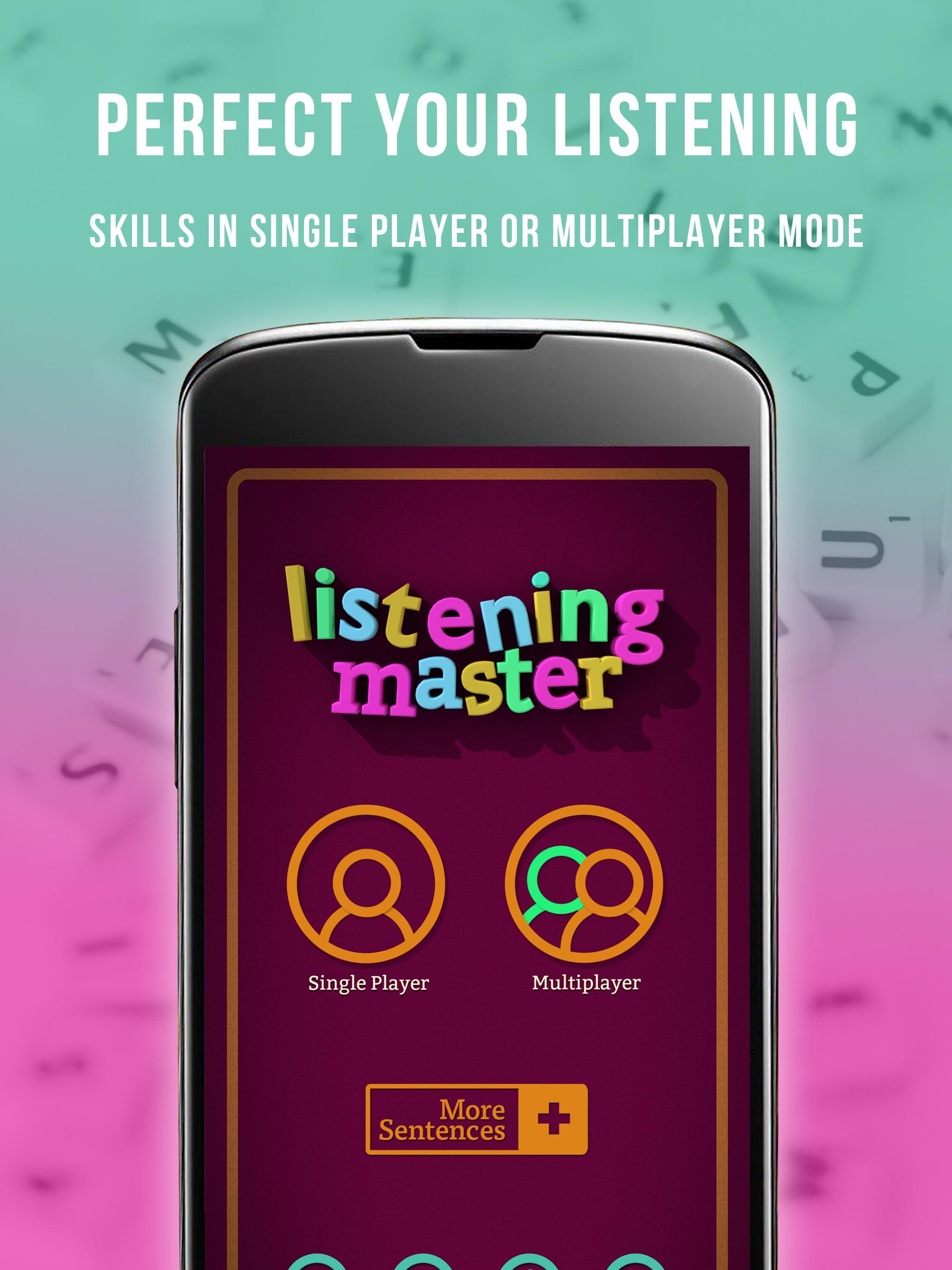 Learn English - Listening Master for Android - APK Download