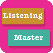 Learn English with Listening Master Pro icon