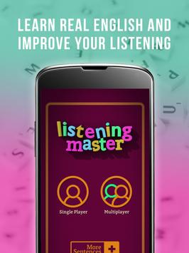 Learn English with Listening Master Pro screenshot 4