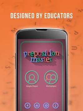 Preposition Master Pro - Learn English screenshot 11