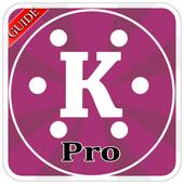 Walktrough Pro Kine Master-Tips Editing Video 2k19 icon
