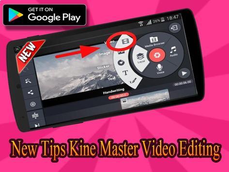 Walktrough Pro Kine Master-Tips Editing Video 2k19 poster