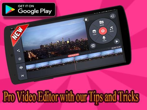 Walktrough Pro Kine Master-Tips Editing Video 2k19 screenshot 2