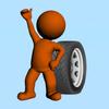 Turbo Race With Stars - Fun Run 3D Challenge icon