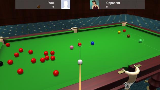 Snooker Online poster
