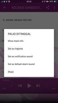 Lagu Reggae Disco - Offline screenshot 1