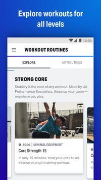 Map My Fitness Workout Trainer gönderen