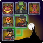 HallowLink! Scary puzzle game! icon