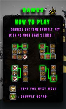 HallowLink! Scary puzzle game! screenshot 2