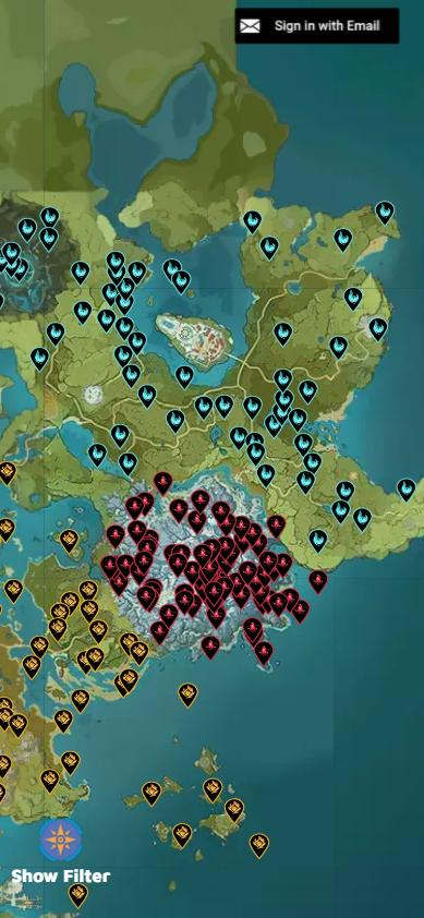 Genshin Impact Map for Android - APK Download