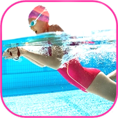 Swimming Step by Step icono