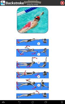 Swimming Step by Step captura de pantalla 9