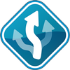 MapFactor GPS Navigation Maps-icoon
