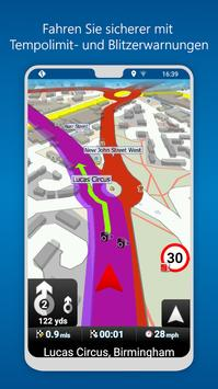 MapFactor GPS Navigation Maps Screenshot 4