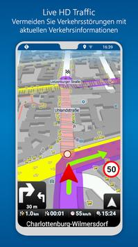 MapFactor GPS Navigation Maps Screenshot 5