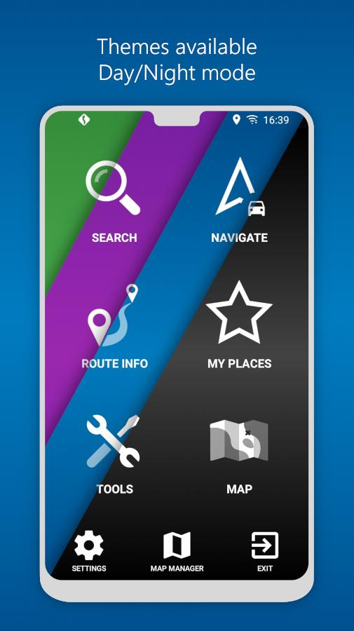 MapFactor GPS Navigation Maps for Android - APK Download