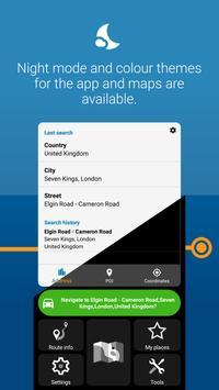 MapFactor Navigator - GPS Navigation Maps screenshot 6