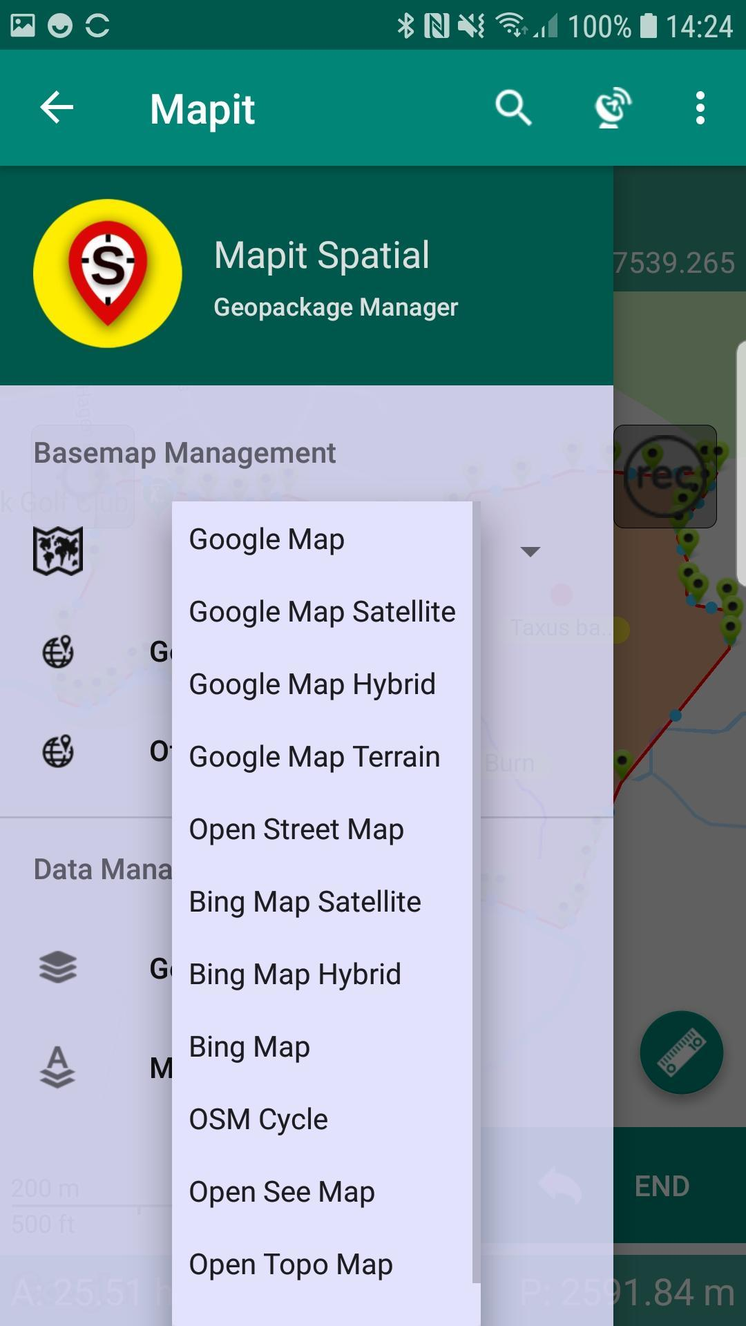 Mapit Spatial - GIS Data Collector for Android - APK Download
