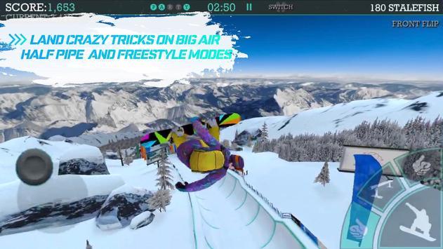 Snowboard Party: Aspen screenshot 1