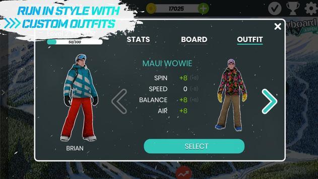 Snowboard Party: Aspen screenshot 4