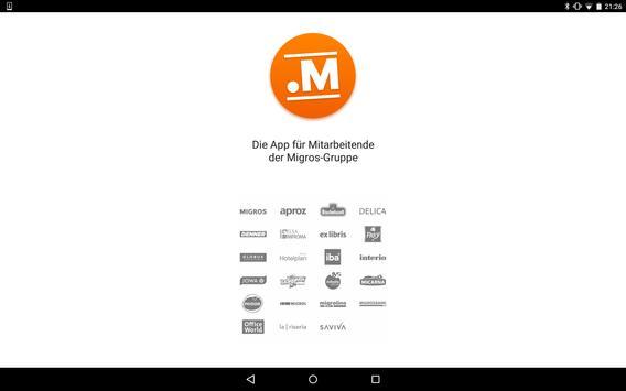 .M-App ảnh chụp màn hình 6