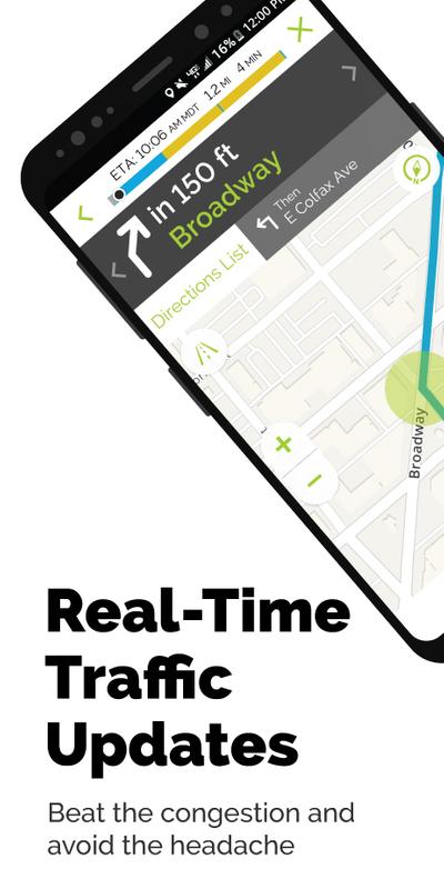 MapQuest für Android - APK herunterladen on