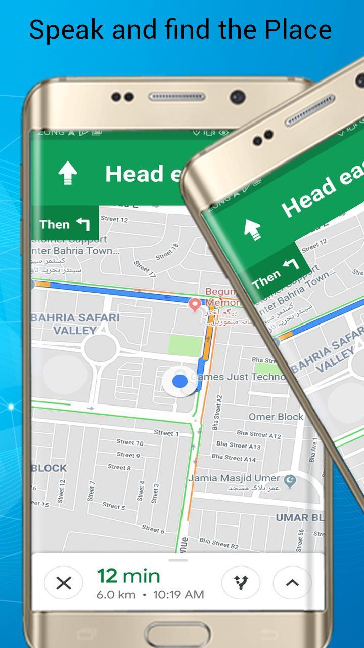 Gps Glos Nawigacja Samochodowa Za Darmo Mapa For Android Apk