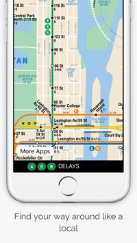New York Subway Map Mobile.New York City Subway Map For Android Apk Download
